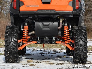 Super ATV High Clearance Rear Offset A-Arms for the Polaris General 1000