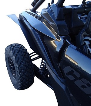 MudBusters Fenders for Can-Am Maverick X3 DS