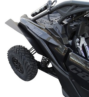 MudBusters Fenders for Can-Am Maverick X3 RS
