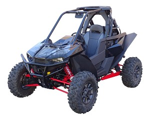 MudBusters Fender Flares for Polaris RZR RS1
