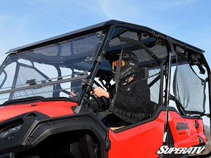 Super ATV Tinted Roof for Honda Pioneer 1000-5