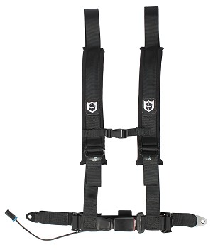 Pro Armor 4 Point 2 Inch Auto-Style Harness (Driver Side Only)