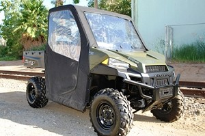 Polaris Ranger XP900 Full Cab Enclosure by Pro Armor (less windshield)