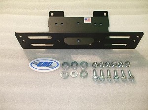 EMP Full Size Polaris Ranger Winch Mount