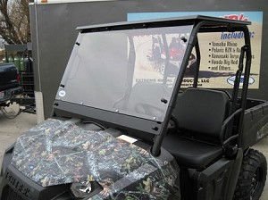EMP Mid Size Ranger Full Windshield 2010+