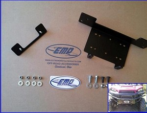EMP XP900 Ranger Winch Mount Plate