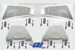 EMP Aluminum CV Boot Guards for RZR