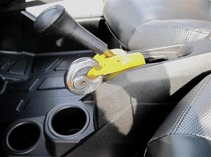 "EMP RZR Shift Lock ""Anti-theft"""