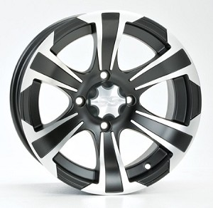 ITP SS312 ATV Wheels - 14 inch Machined
