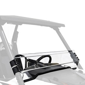 Kolpin Half Fixed Windshield for 2014 Polaris RZR 1000XP
