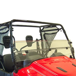 Kolpin Half Folding Windshield for Honda Big Red