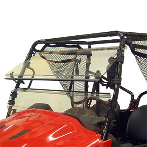 Kolpin Full Tilting UTV Windshield for Honda Big Red