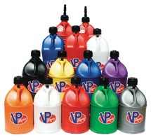VP Racing Round Utility Jug, 5 Gallon