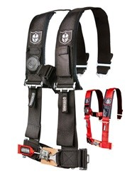 "Pro Armor 5pt Harness with 3"" pads"
