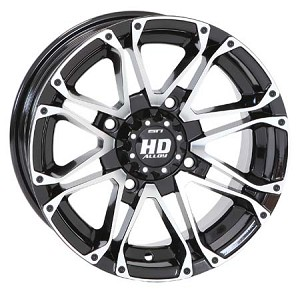 STI HD3 ATV Wheels - 14 Inch Machined