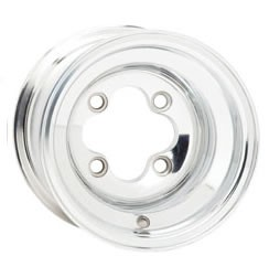 STI Pro-Lite Polished ATV Wheels - 8, 9 & 10 Inch
