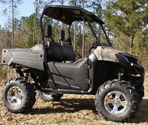 Honda Pioneer 2 Inch Lift Kit by Xtreme