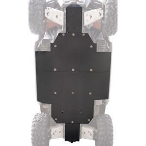 Tusk Quiet-Glide 3/8 inch Skid Plate for Polaris RZR 800