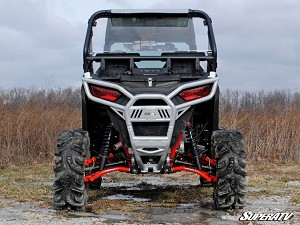 Super ATV Rear Bumper for Polaris RZR 900 & RZR S 900