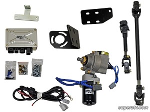 Super ATV Power Steering Kit for Can-Am Maverick