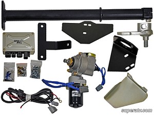 Super ATV Power Steering Kit for Can-Am Renegade