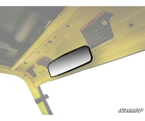 Super ATV Curved Rear View Mirror for Can-Am Defender Models