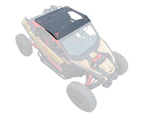 Super ATV Tinted Roof for Can-Am Maverick X3