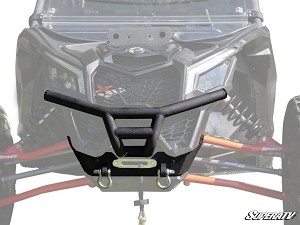 Super ATV Winch Ready Front Bumper for Can-Am Maverick X3