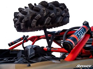 Super ATV Spare Tire Carrier for Can-Am Maverick X3