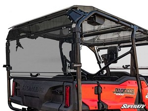 Super ATV Rear Windshield for Honda Pioneer 1000-5
