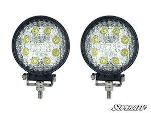 Super ATV 4 Inch Round Off-Road LED Lights