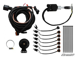 Super ATV Plug & Play Turn Signal Kit for Polaris General Models