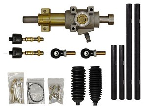 Super ATV Heavy Duty Rack and Pinion for Polaris RZR