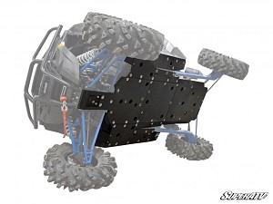 Super ATV Full Skid Plate for Polaris RZR XP Turbo
