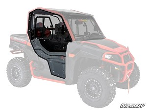 Super ATV Full Cab Enclosure Doors for Polaris General