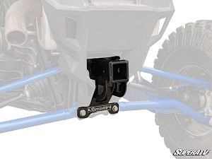 Super ATV Polaris RZR Pro XP Rear Receiver Hitch