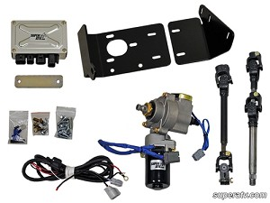 Super ATV Power Steering Kit for Polaris RZR 900 / RZR S 900 / RZR S 1000