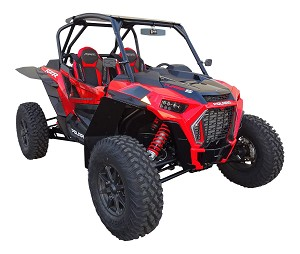 MudBusters Race-Lite Fenders for Polaris RZR XP Turbo S Models