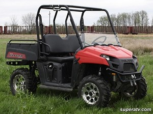 "Super ATV 2"" Lift Kit for Polaris Ranger Midsize"