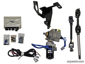Super ATV Power Steering Kit for Polaris Ranger XP & Crew 500/800 (2009+)