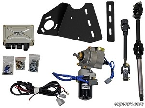 Super ATV Power Steering Kit for Polaris Ranger XP 900