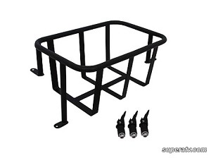 Super ATV Latch and Go Rear Cooler Rack