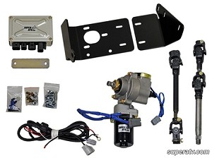 Super ATV Power Steering Kit for Polaris RZR  XP 900/ RZR XP 4 900