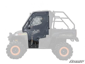 Super ATV Cab Enclosure Doors for Polaris Ranger 800 / 570