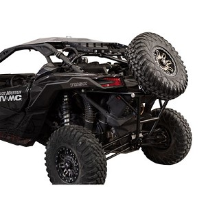 Tusk Modular Spare Tire Carrier for Can-Am Maverick X3 Models