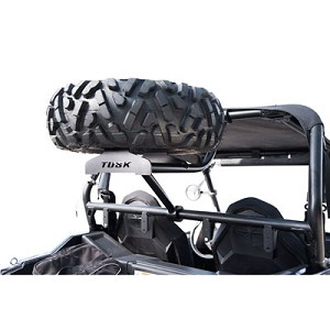 Tusk Spare Tire Carrier for Polaris RZR 900 Models 2015+