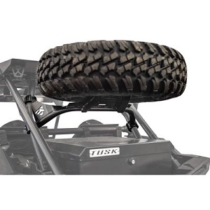 Tusk Spare Tire Carrier for Polaris RZR XP Turbo S