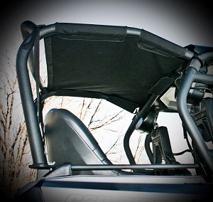 UTVMA Can-Am Commander Soft-Tops for Back Seat Kits