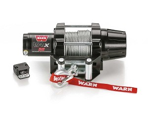 Warn VRX 2,500 lb. Winch with Wire Rope