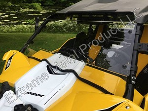 EMP Scratch Resistant Full Windshield for Yamaha YXZ 1000R